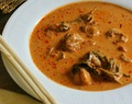 Thai Red Prawn Curry Using XXL Prawns from Fishvish.com