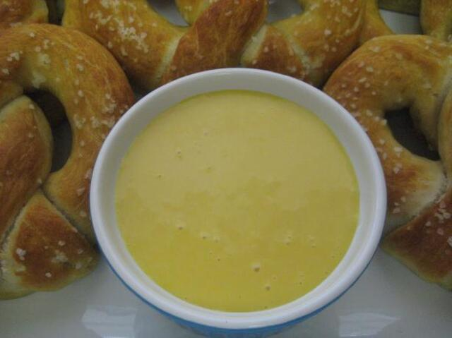 Honey Mustard Dipping Sauce