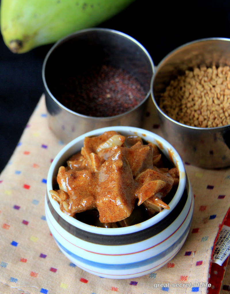 andhra Style mango Pickle - Spicy Mango Pickle Recipe - Pickle recipes
