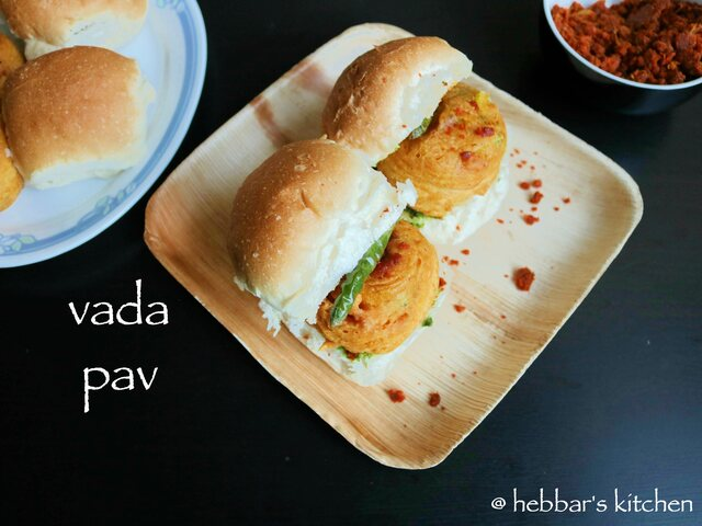vada pav recipe | mumbai vada pav recipe