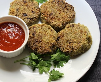 Goan mackerel cutlet recipe | bangda cutlet