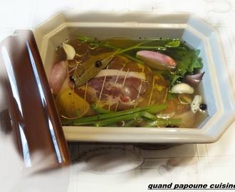 Recettes de roti de sanglier au four sans marinade mytaste - Cuisiner le sanglier au four ...