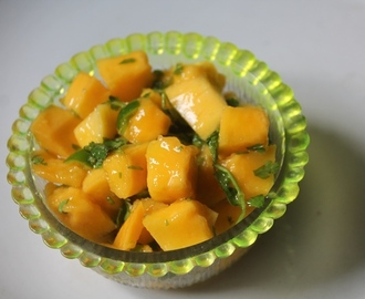 Mango Salsa Recipe - Mango Salad Recipe