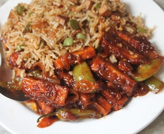 Chilli Tofu Recipe