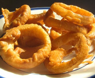 """Fried Onion Rings Recipe"""