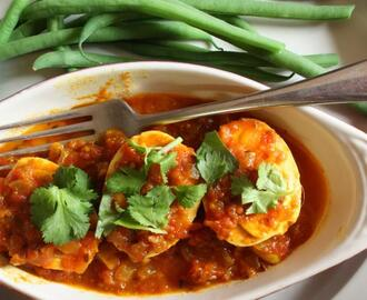 Spicy Egg Masala Recipe