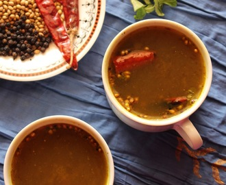 Rasam for cold and Fever recipe /  Pepper cumin rasam