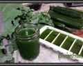 Green Vegetables :Juice Preservation