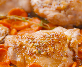 Maple Chicken & Carrots