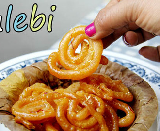Jalebi Recipe | How to make Instant Jalebi recipe video | Crispy Jalebi Recipe