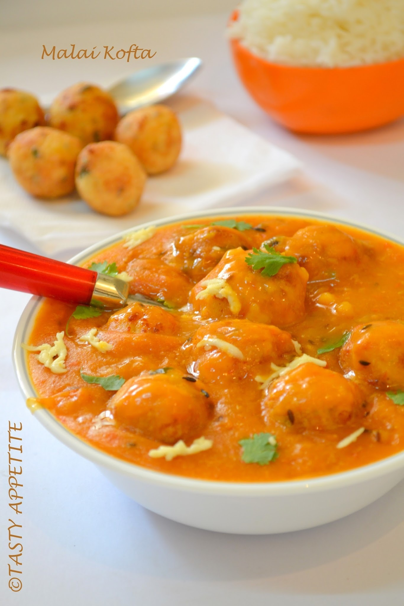 Malai Kofta: / Easy Step wise Recipe;