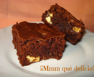 BROWNIE TRES CHOCOLATES