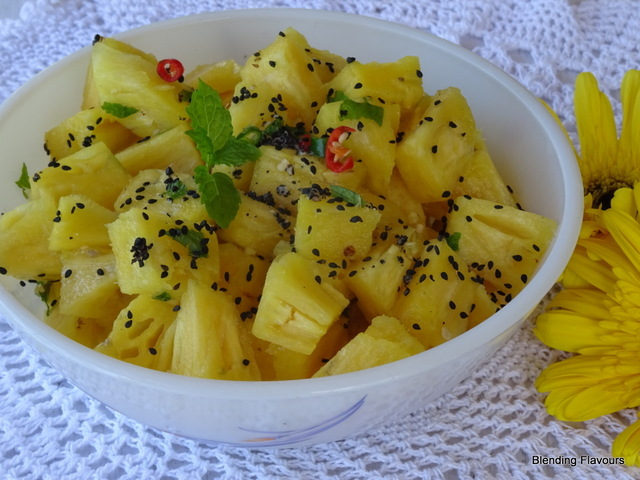 Pineapple Salad