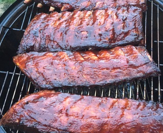 Low & Slow Spareribs 3: Kansas City Style