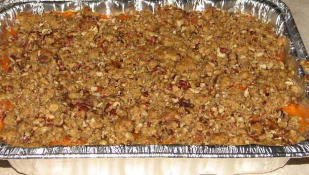 Sweet Potato Casserole Crunch Goodie