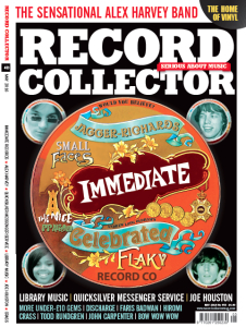 Record collector may 2016 immediate records