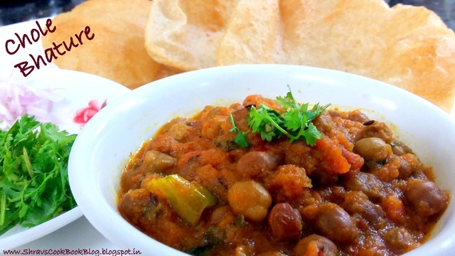 Chole Bhature Recipe Punjabi Style, How to make Chana-Chola Batura Recipe at home