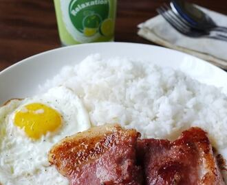 Breakfast: Homemade Tocino