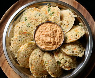oats idli recipe | instant oats idli recipe | masala oats idli recipe