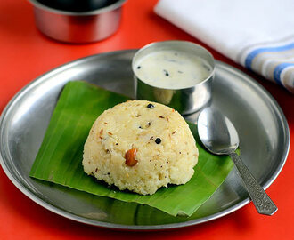 Ven Pongal Recipe – South Indian Khara Pongal