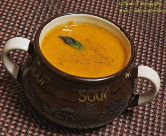 Tomato Basil Soup – Healthy and Delicious