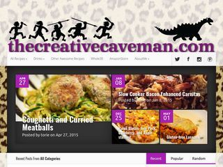 The Creative Caveman