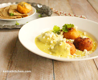 Malai Kofta – Dumplings in Creamy Curry – Classic Recipe