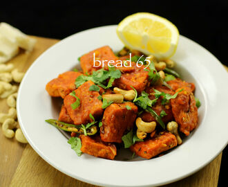 bread 65 recipe | spicy bread 65 recipe – restaurant style