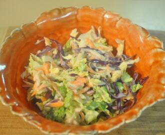 Witches Apple Cole Slaw