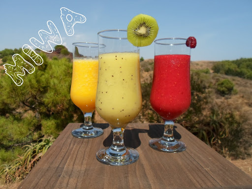 Especial Smoothies