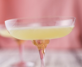 Fredagsdrinken: Elderflower Sour