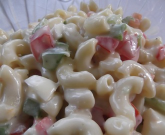 My Favorite Pasta Salad