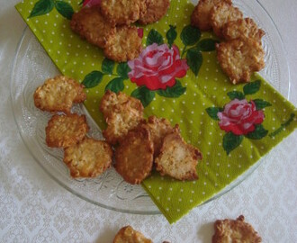 Biscuits à l'orange et à l'avoine (sans beurre)