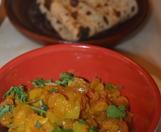Tinday ki Sabzi Recipe, How to make Punjabi style Dry Tinda ki Subzi | Baby Round Gourd Veggie
