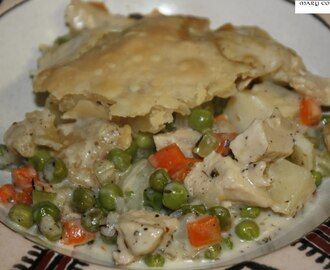 The Many Ways of a Traditional Comfort Food – Chicken Pot Pie