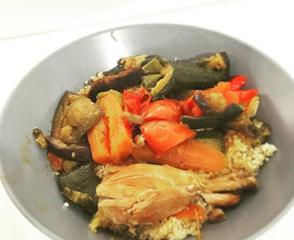 Couscous Cookéo