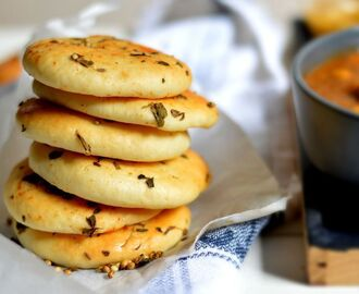 Bread kulcha – Indian Flat bread