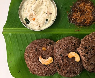 Ragi Idli Recipe| Finger Millet Idlis | Fermented Ragi Idli Recipe| How to make Ragi Idli at home | Stepwise Pictures| Gluten Free and Vegan Recipes
