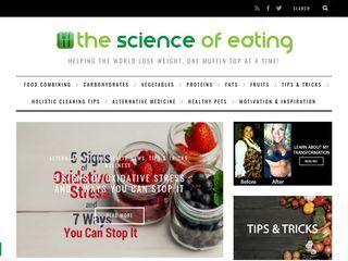 The Science Of Eating