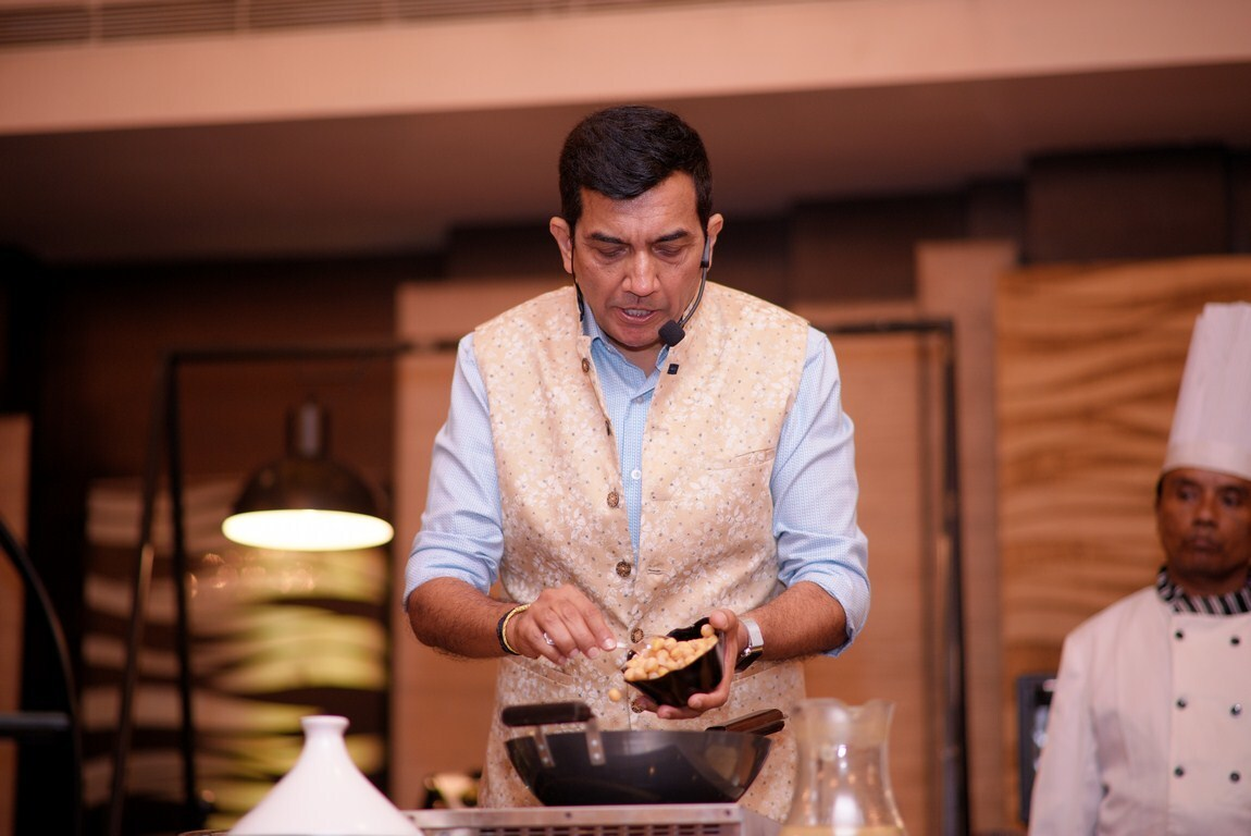 Cookery Workshop with Sanjeev Kapoor – Season -2 | Press Release