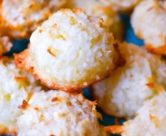 Bakery-Style Coconut Macaroons