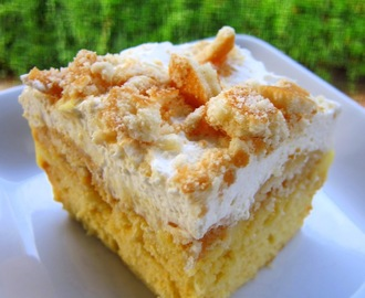 Banana Pudding Cake