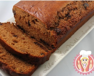 Chocolate Chip Banana Bread, Eggless