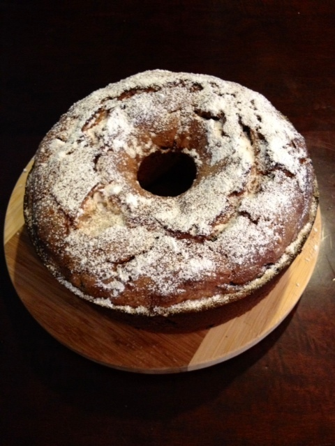 A Midsummer Night's Dream: Cherry Pound Cake...