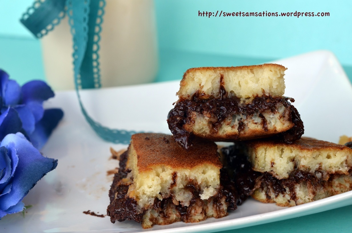 Guest Post : Sam from Sweet Samsations featuring Martabak Manis