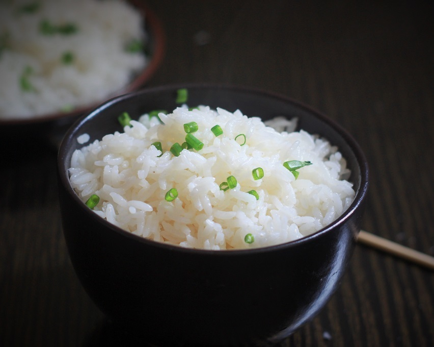 Butter Garlic Rice Recipe, Easy Garlic Butter Rice
