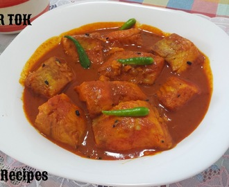 MACHER TOK / SOUR FISH CURRY