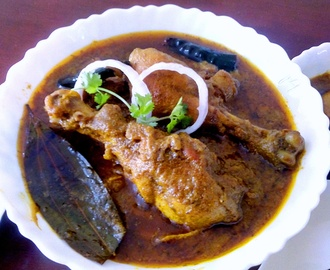 Spicy Chicken Curry Recipe | Chicken Curry