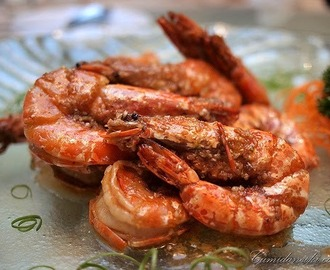 Recettes de marinade pour gambas au barbecue mytaste - Accompagnement gambas grillees ...