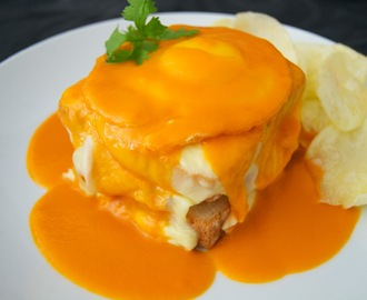 Francesinha [Francesinha - Portuguese typical dish]